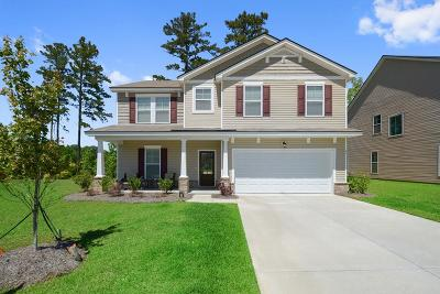 Chatham County Single Family Home For Sale: 11 Symphony Court