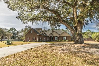 Midway Single Family Home For Sale: 119 Hughes Drive