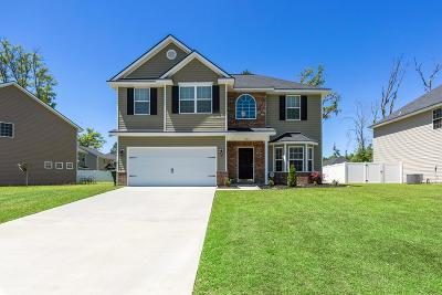 Hinesville Single Family Home For Sale: 1304 Hill View Circle
