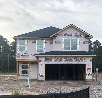 Hinesville Single Family Home For Sale: 1229 Cypress Fall Circle