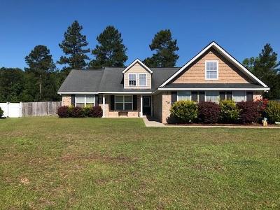 Ludowici Single Family Home For Sale: 238 Miller Street NE