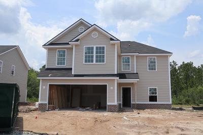 Hinesville Single Family Home For Sale: 1307 Evergreen Trail