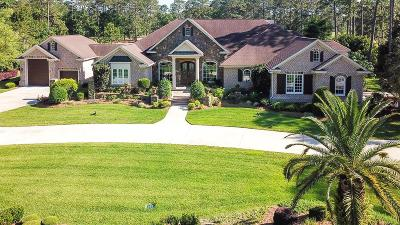 Richmond Hill, Allenhurst, Hinesville, Midway, Walthourville, Glennville, Jesup, Screven Single Family Home For Sale: 12 Birdie Drive