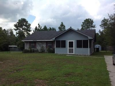 Hinesville Single Family Home For Sale: 67 Rosebud Court