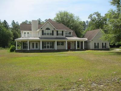 Jesup Single Family Home For Sale: 419 Ski Lake Drive
