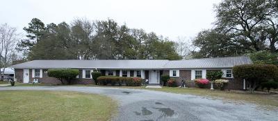 Jesup Single Family Home For Sale: 1480 West Orange Street