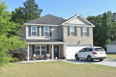 Ludowici Single Family Home For Sale: 54 Riverside Drive NW