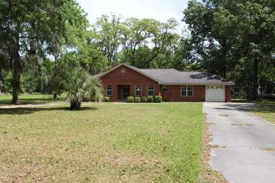 Midway Single Family Home For Sale: 170 Marsh Drive