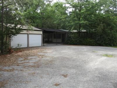 Hinesville Single Family Home For Sale: 208 Dairy Road