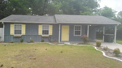 Hinesville Single Family Home For Sale: 908 Greenbriar Court