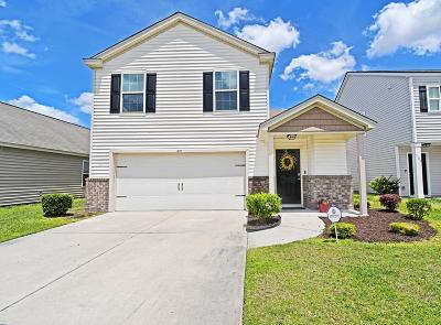 Hinesville Single Family Home For Sale: 105 Davila Street