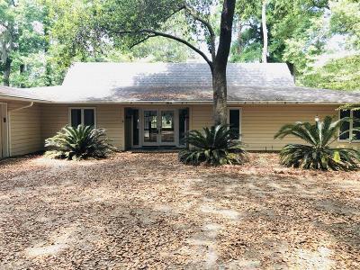 Savannah Single Family Home For Sale: 4 Brooks Lane