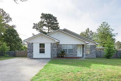 Hinesville Single Family Home For Sale: 123 Jamey Lane