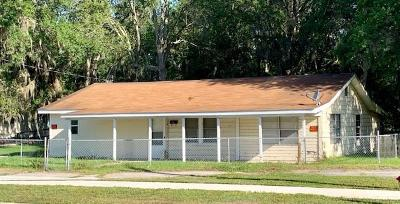 Hinesville Single Family Home For Sale: 1413 Highway 196 West