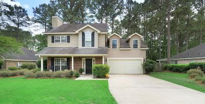 Chatham County Single Family Home For Sale: 103 Copper Brook Lane