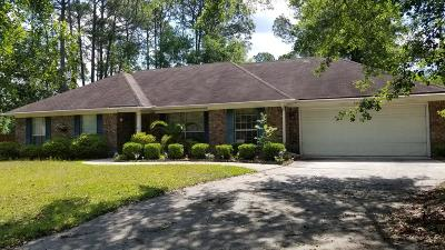 Hinesville Single Family Home For Sale: 504 Windsor Court