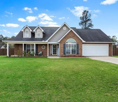 Ludowici Single Family Home For Sale: 82 Thornbush Court