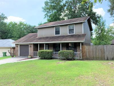Hinesville Single Family Home For Sale: 932 Primrose Lane