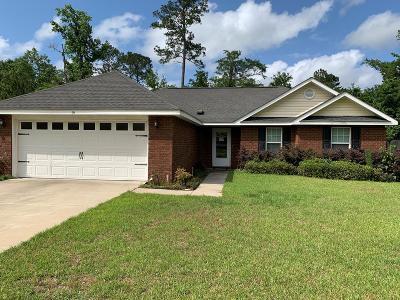 Ludowici Single Family Home For Sale: 114 Woolard Way NE