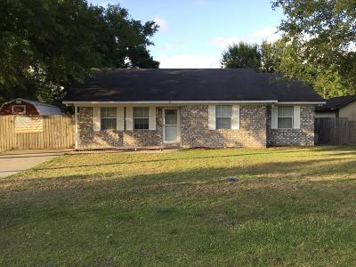 Hinesville Single Family Home For Sale: 21 Kyle Lane