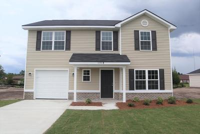 Hinesville Single Family Home For Sale: 1318 Evergreen Trail