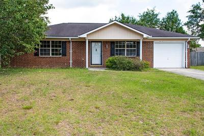 Hinesville Single Family Home For Sale: 1463 Flo Zechman Drive