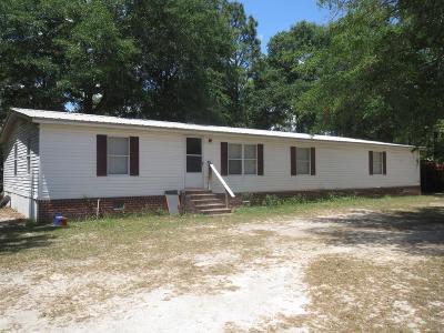 Jesup Single Family Home For Sale: 78 Rodman Road