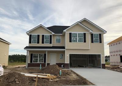 Hinesville GA Single Family Home For Sale: $187,700