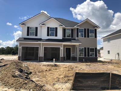 Hinesville GA Single Family Home For Sale: $213,000