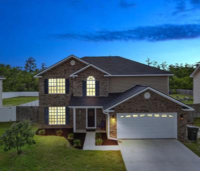 Hinesville GA Single Family Home For Sale: $215,000