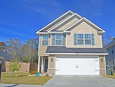 Hinesville Single Family Home For Sale: 203 Grandview Drive