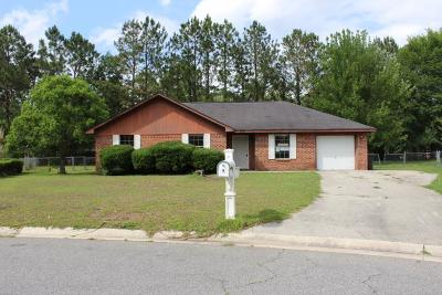 Hinesville Single Family Home For Sale: 1491 Flo Zechman Drive