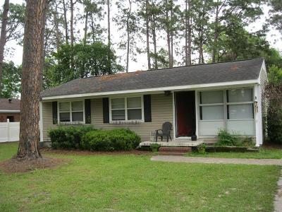 Jesup Single Family Home For Sale: 935 South Palm Street