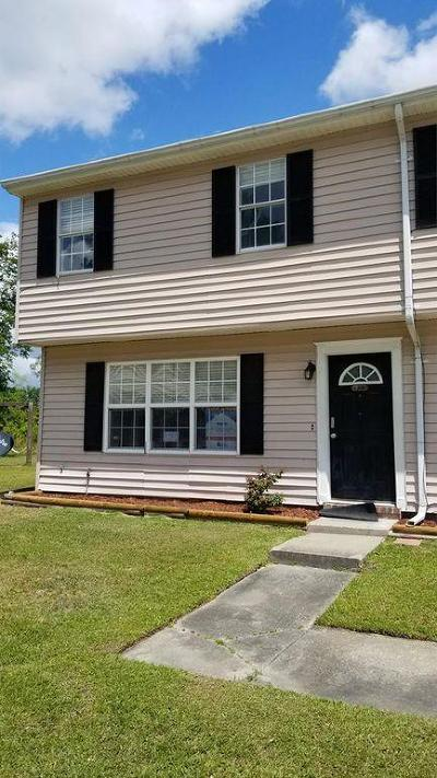 Hinesville Single Family Home For Sale: 1100 Pineland Avenue