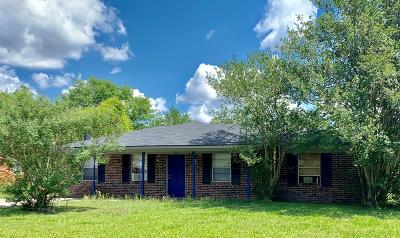 Hinesville Single Family Home For Sale: 120 Glenn Bryant Road