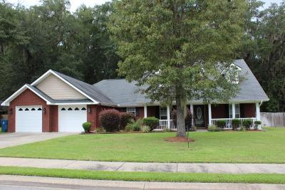 Midway Single Family Home For Sale: 169 Sassafras Lane