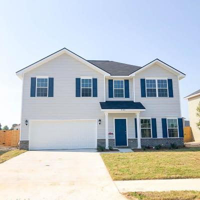 Hinesville Single Family Home For Sale: 362 Alcott Circle