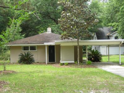 Jesup Single Family Home For Sale: 462 Harper Street