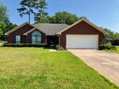 Hinesville Single Family Home For Sale: 417 Deloach Drive