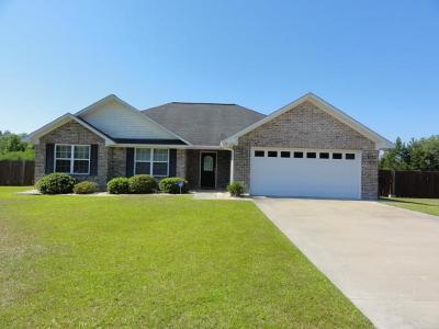 Hinesville Single Family Home For Sale: 73 Pulaski Street