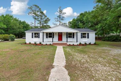 Hinesville Single Family Home For Sale: 602 2nd Street