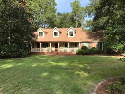 Hinesville Single Family Home For Sale: 816 Jacks Hill Road