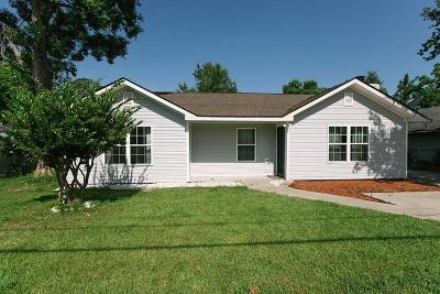Hinesville Single Family Home For Sale: 1034 Varnedoe Street