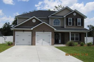 Long County Single Family Home For Sale: 14 Way Station Way NE