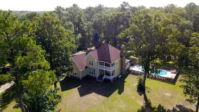 Liberty County Single Family Home For Sale: 298 Hager Lane