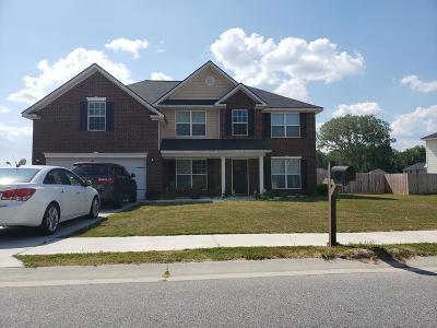 Hampton Ridge Single Family Home For Sale: 385 Nashview Trail