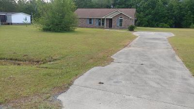Hinesville Single Family Home For Sale: 3010 John Wells Road