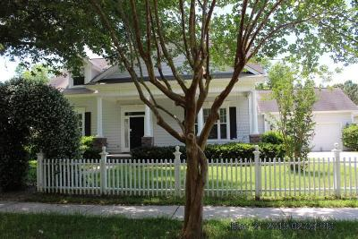 Chatham County Single Family Home For Sale: 170 Cherryfield Lane