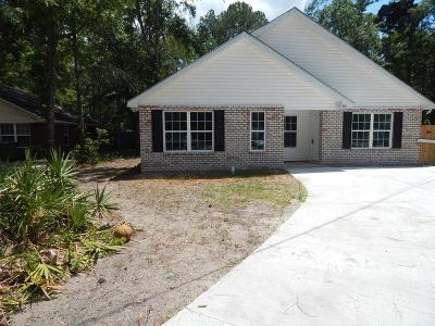 Hinesville Single Family Home For Sale: 715 Lee Road