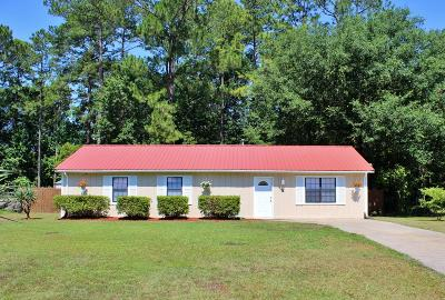 Hinesville Single Family Home For Sale: 606 Thornwood Way